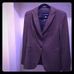 Giorgio Armani Cashmere & Silk Italian Blazer